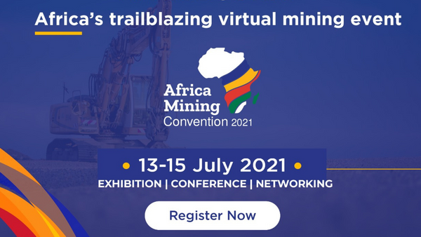 AFMIC 2021 - Set To Be Africa's Largest Virtual Mining Convention